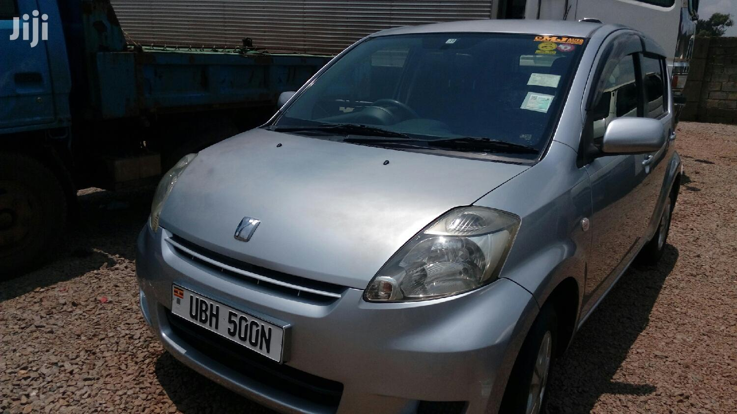 Toyota Passo 2007 Silver | Cars for sale in Kampala, Central Region, Uganda