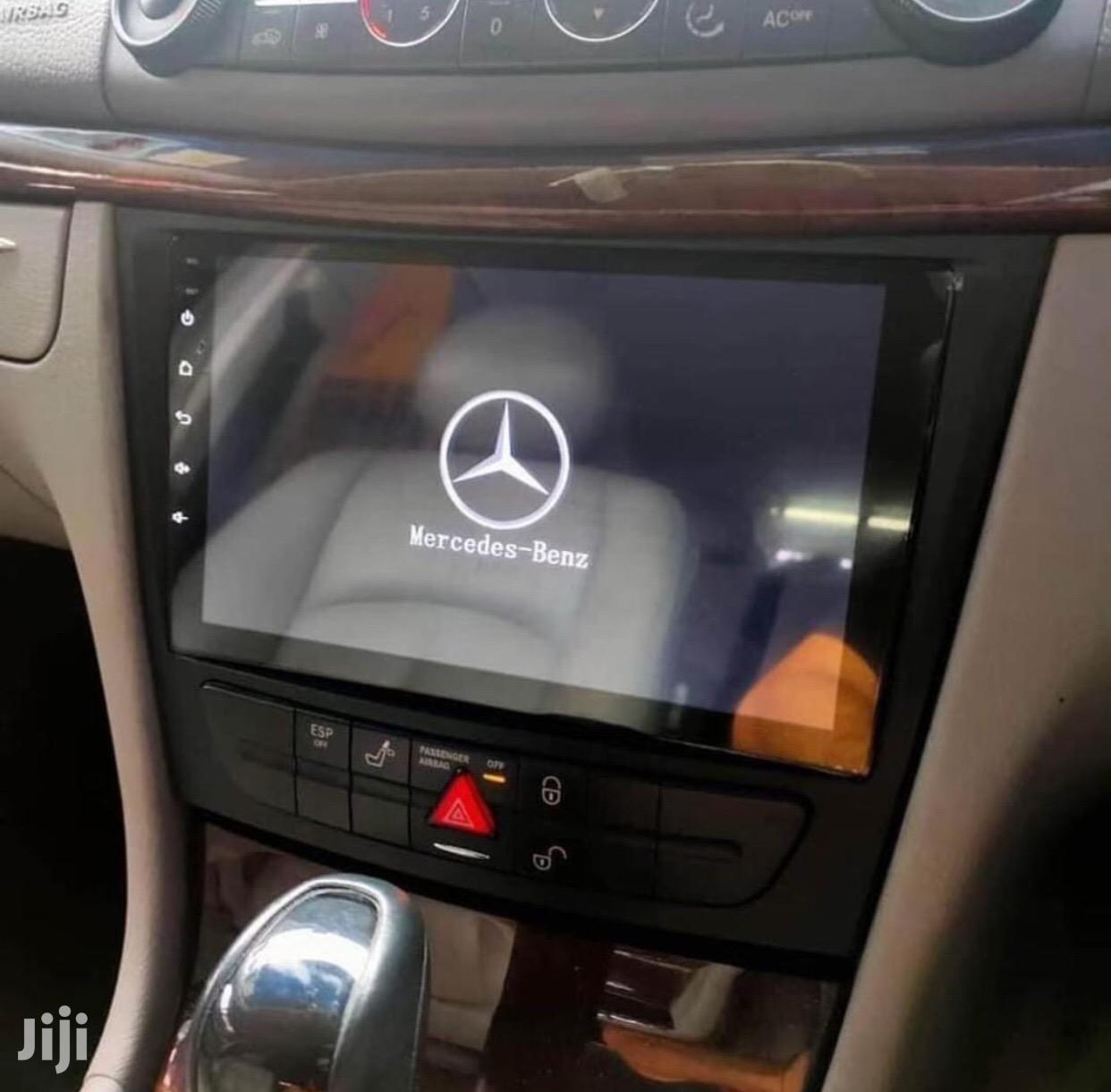 Android Player for Benz E-Class W211, CLS CLASS W219 | Vehicle Parts & Accessories for sale in Kampala, Central Region, Uganda
