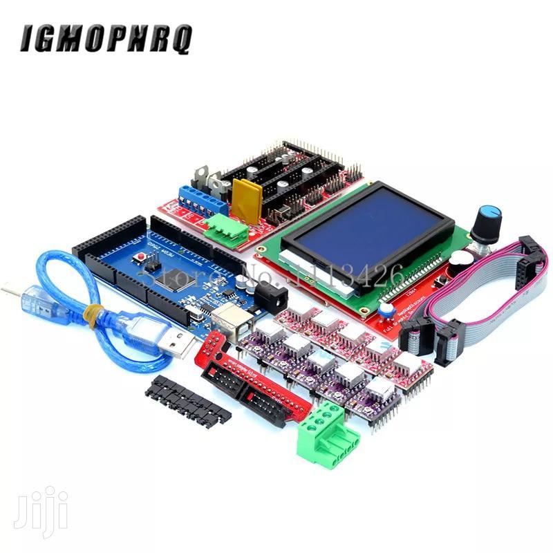 3D Printer Kit RAMPS 1.4 Controller + Mega 2560 Board + 5pcs