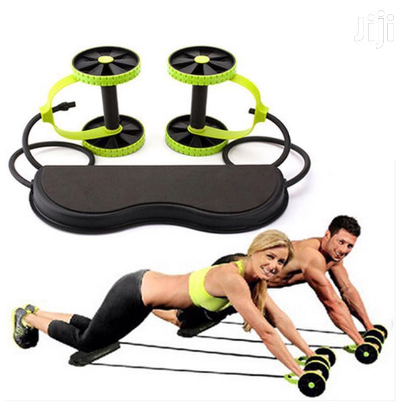 Revoflex Xtreme Powerful Abdominal Trainer | Sports Equipment for sale in Kampala, Central Region, Uganda