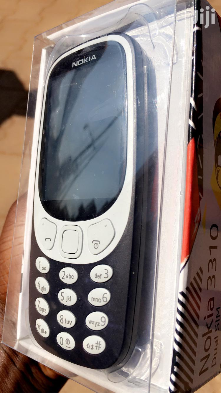 Archive: New Nokia 3310 Black