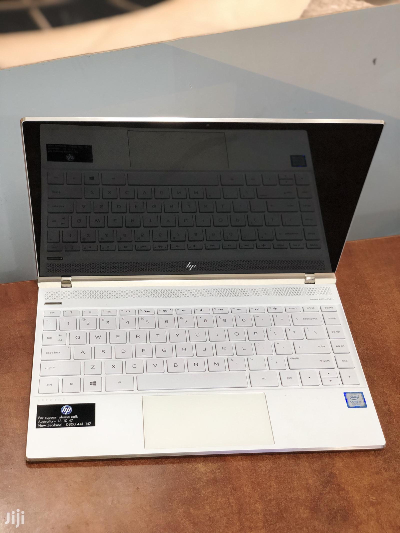 New Laptop HP Spectre 13 8GB Intel Core i5 SSD 256GB | Laptops & Computers for sale in Kampala, Central Region, Uganda