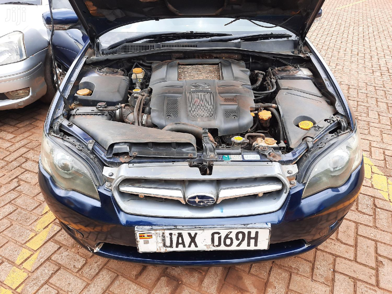 Archive: Subaru Legacy 2004 Blue