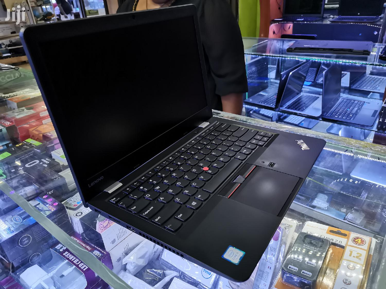 Archive: Laptop Lenovo ThinkPad 13 4GB Intel Core i3 SSD 256GB