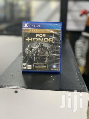 For Honor Ps4 Game | Video Games for sale in Central Region, Kampala