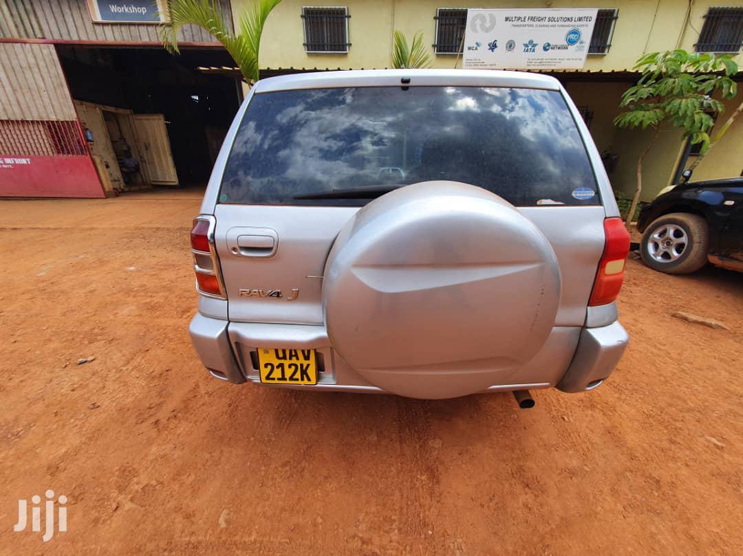 Toyota RAV4 2004 Silver | Cars for sale in Kampala, Central Region, Uganda
