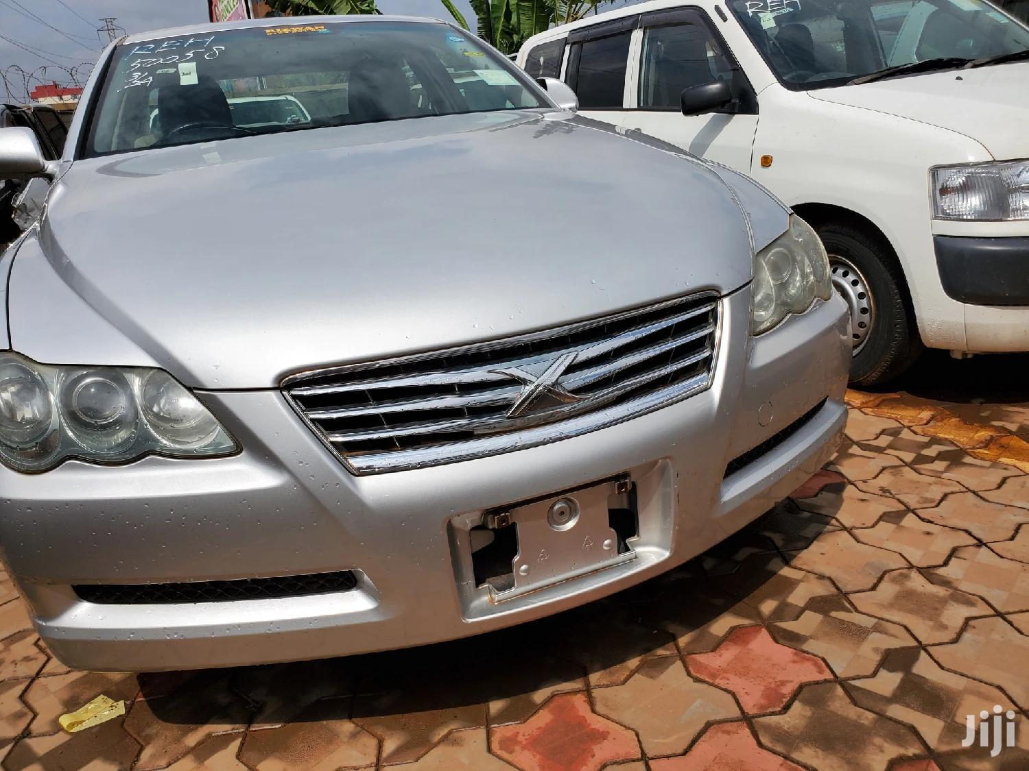 Toyota Mark X 2007 Silver | Cars for sale in Kampala, Central Region, Uganda