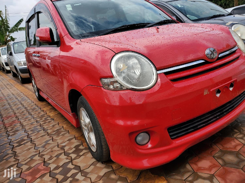 Toyota Sienta 2007 Red | Cars for sale in Kampala, Central Region, Uganda