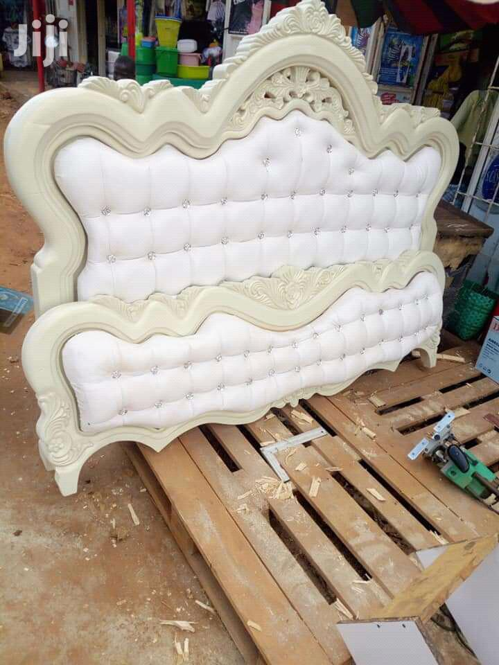 Mega Bed 5by6 in Hard Wood