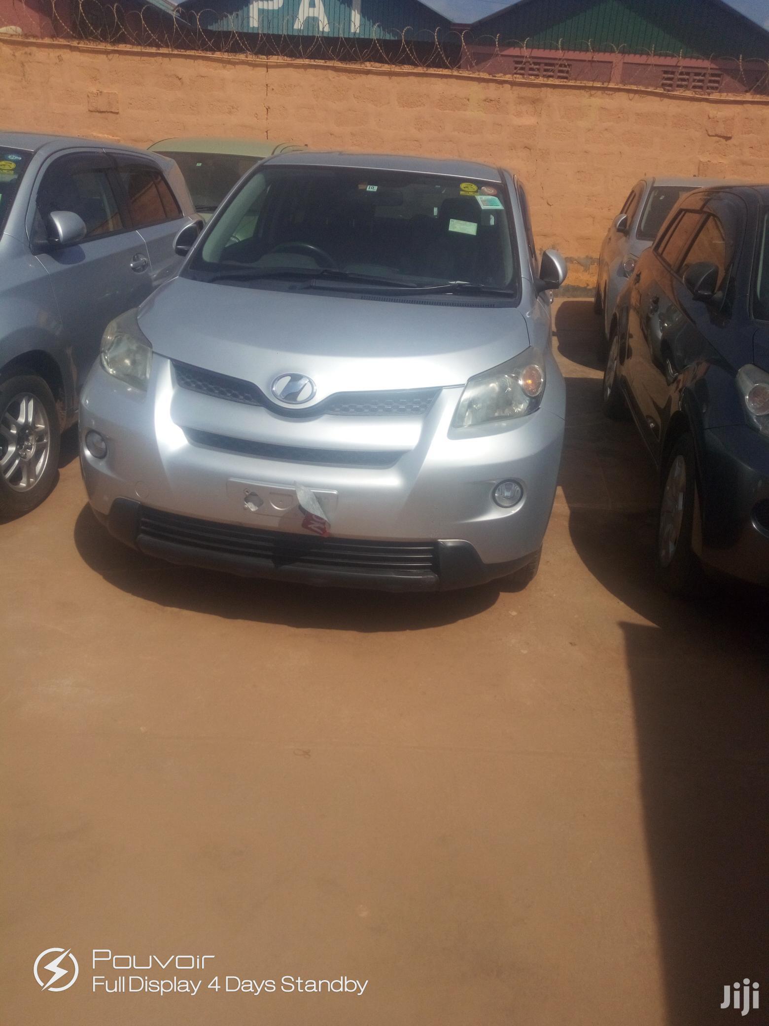 Toyota IST 2008 Silver | Cars for sale in Kampala, Central Region, Uganda