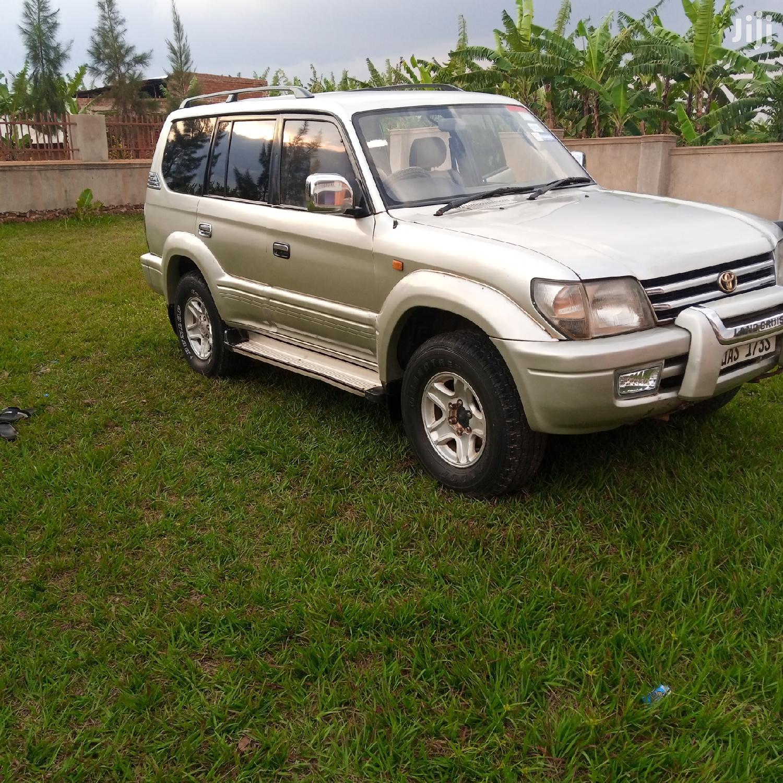 Toyota Land Cruiser Prado 2000 Silver | Cars for sale in Mbarara, Western Region, Uganda