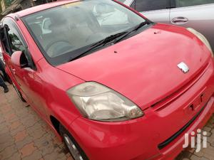 New Toyota Passo 2007 Red   Cars for sale in Central Region, Kampala
