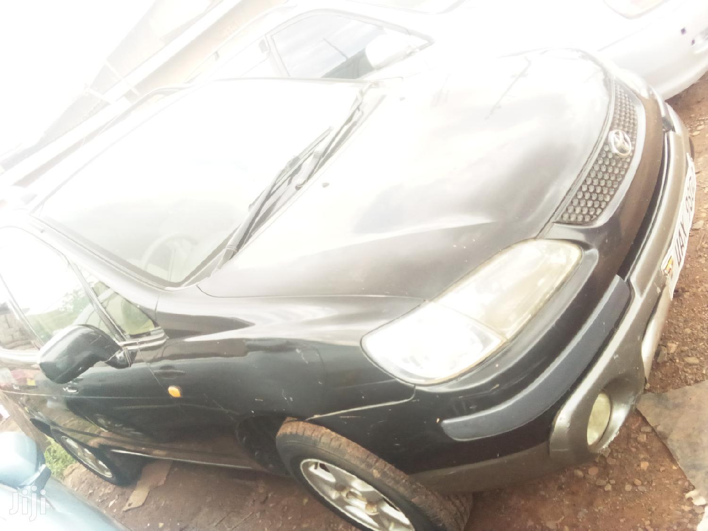 Archive: Toyota Spacio 1998 Black