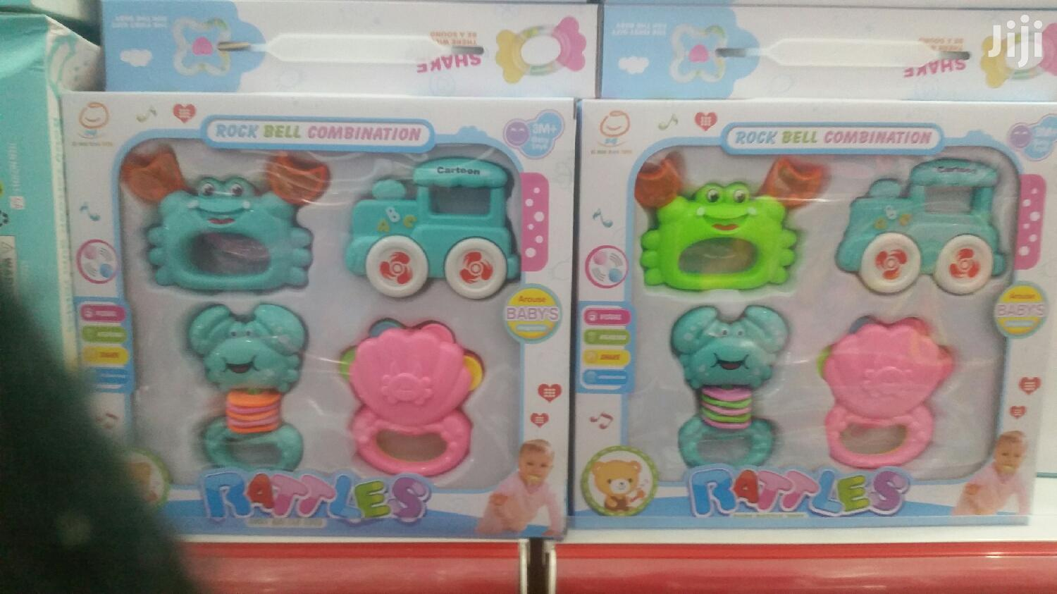 Archive: Baby Rattles / Baby Shakers