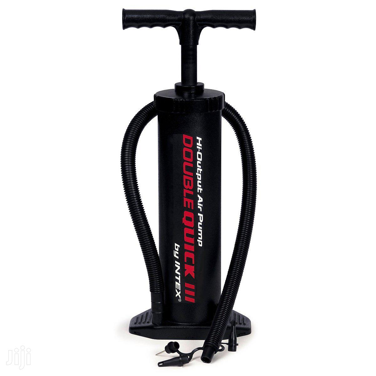 Intex Double Quick Air Pump | Sports Equipment for sale in Kampala, Central Region, Uganda