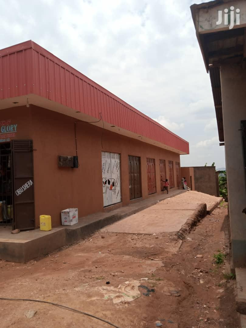 15 Commercial Shops In Nalumunye For Sale