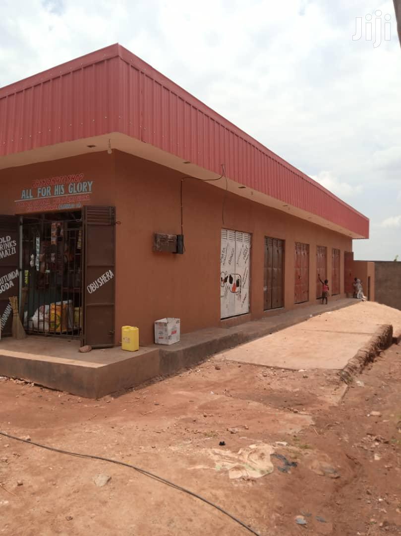 15 Commercial Shops In Nalumunye For Sale   Commercial Property For Sale for sale in Kampala, Central Region, Uganda
