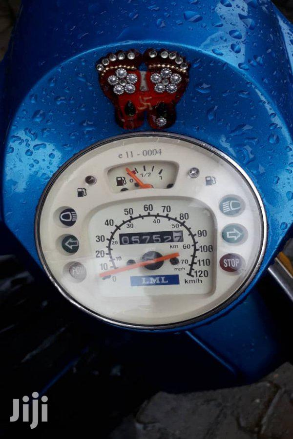 Archive: Motorcycle 2014 Blue