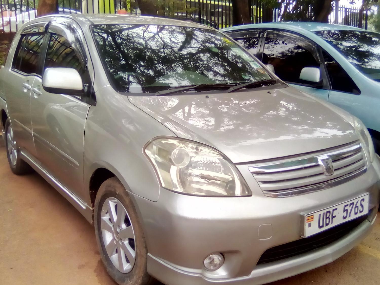 New Toyota Raum 2006 Silver