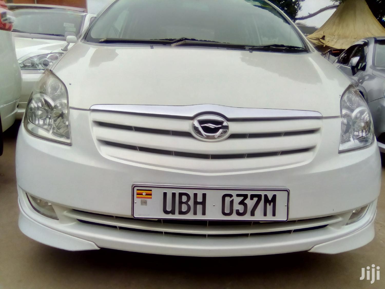 New Toyota Spacio 2008 Silver   Cars for sale in Kampala, Central Region, Uganda