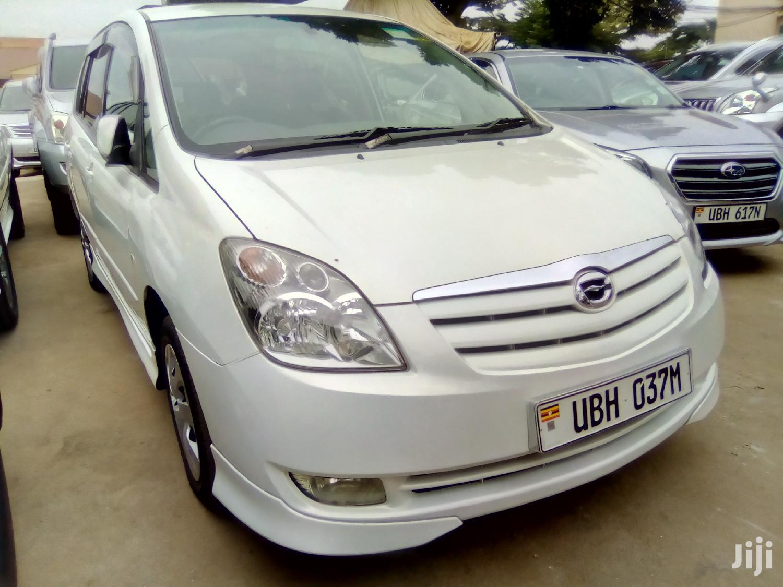 New Toyota Spacio 2008 Silver