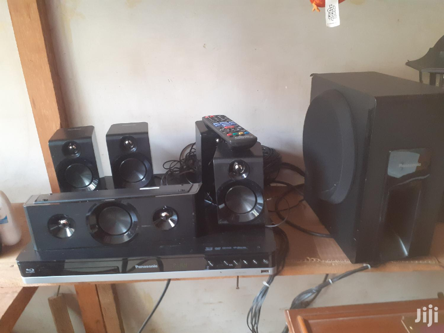 Archive: Panasonic Blu Ray 3D Home Theater With Netflix (Negotiable )