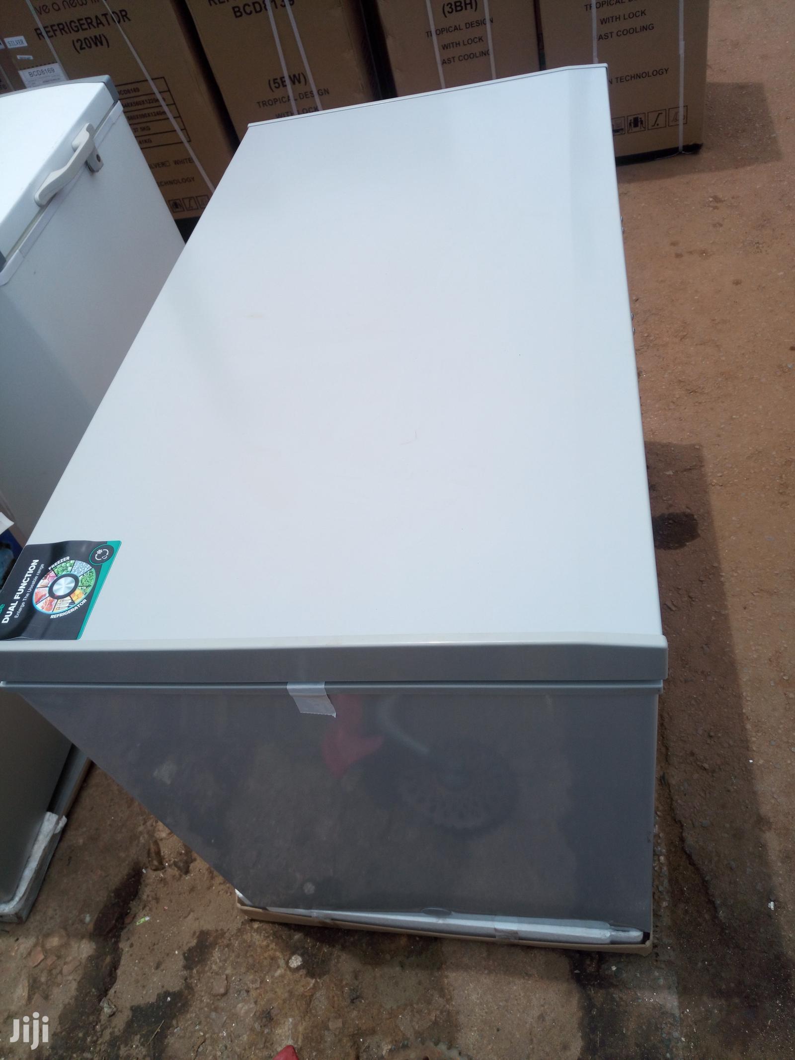 Hisense Deep Freezer 400L