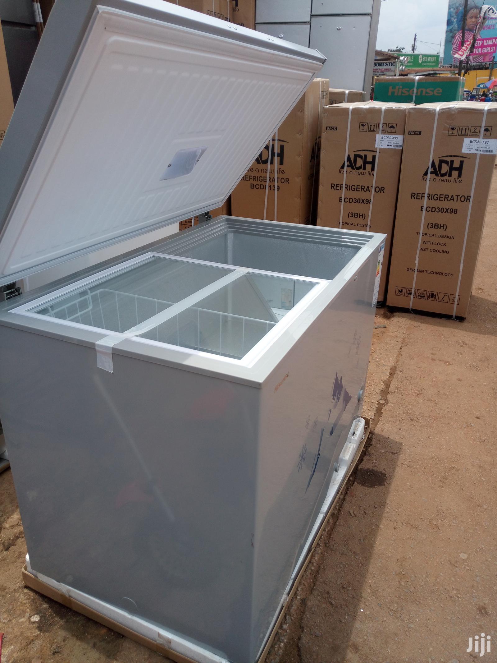 Hisense Deep Freezer 400L | Kitchen Appliances for sale in Kampala, Central Region, Uganda