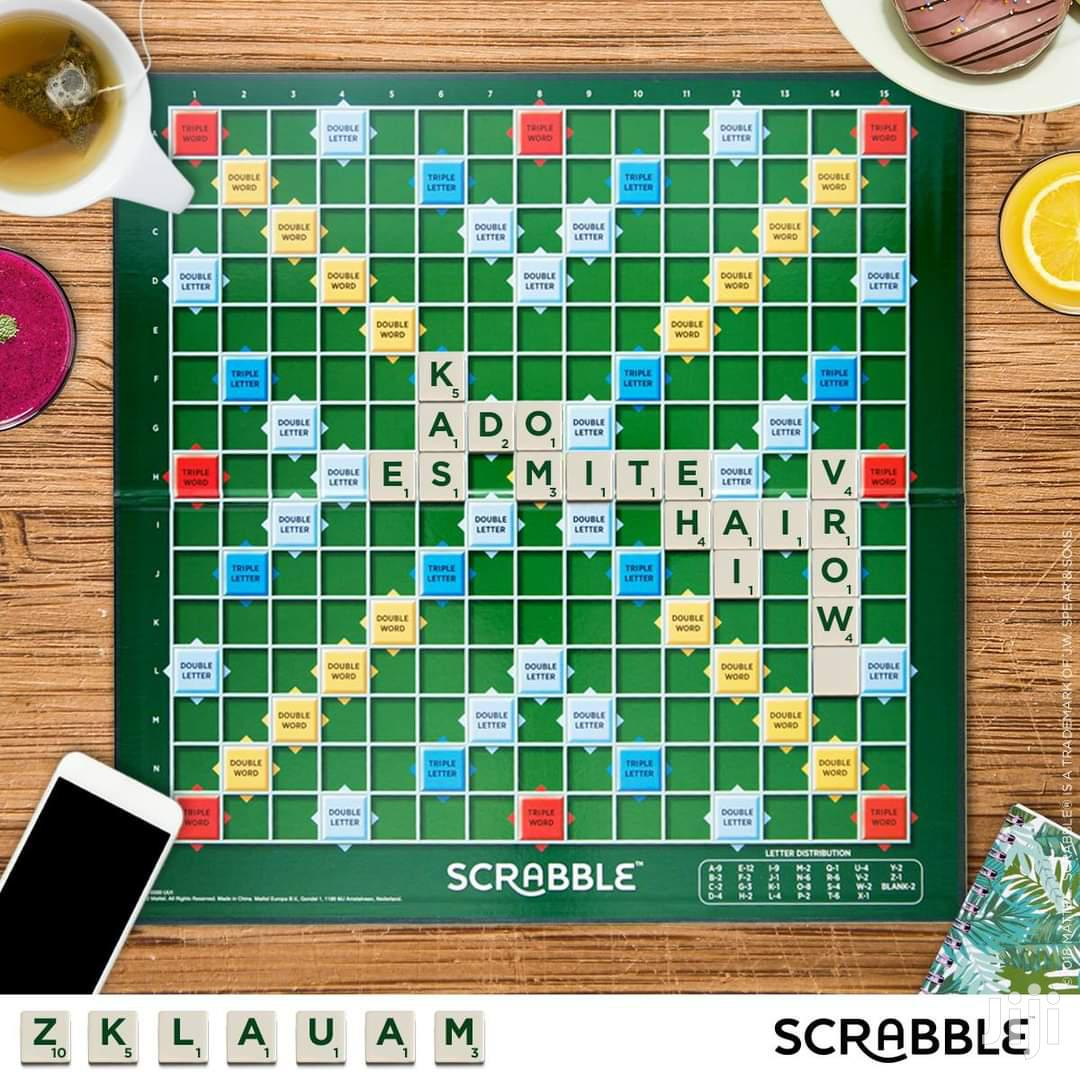 Scrabble,Snake's and Ladder's