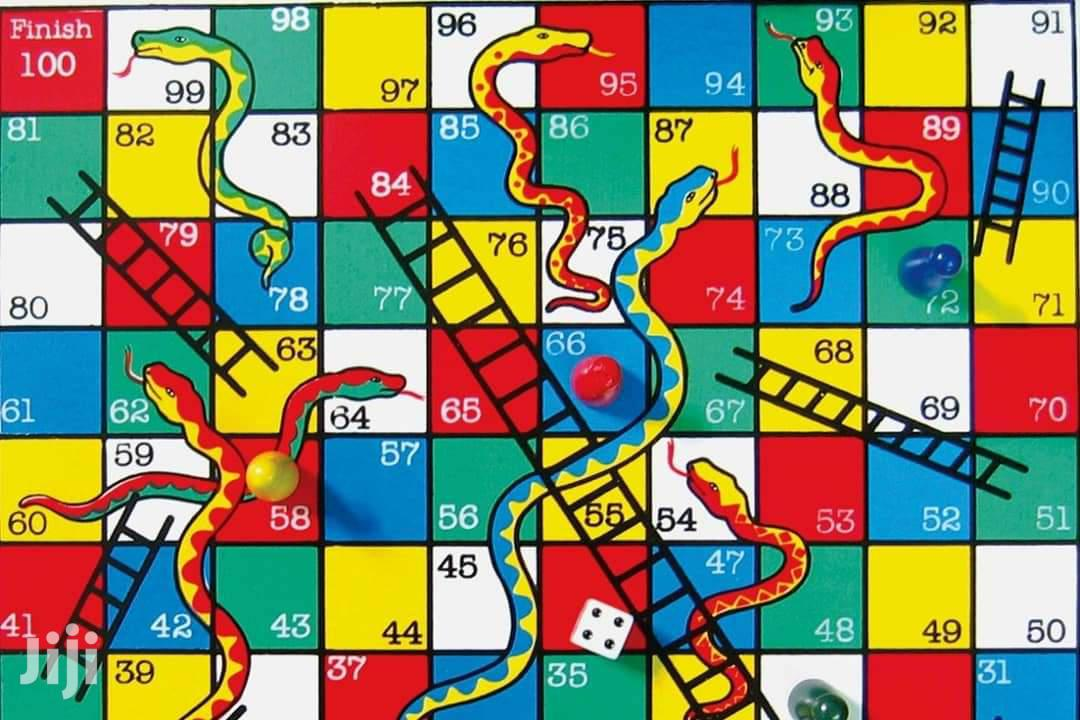 Scrabble,Snake's and Ladder's | Books & Games for sale in Kampala, Central Region, Uganda