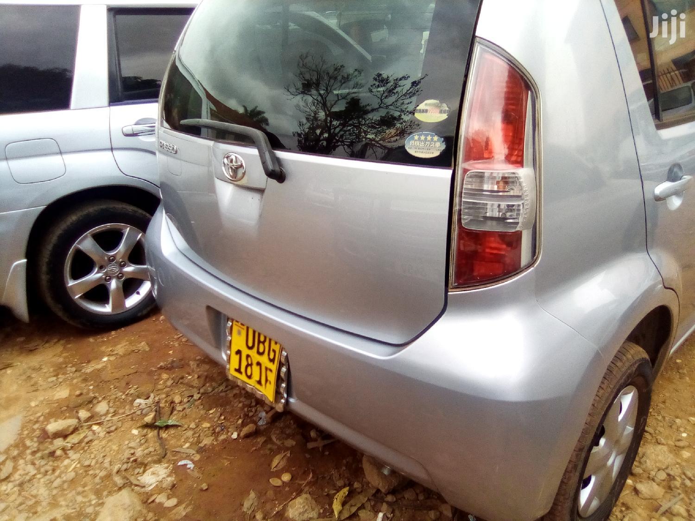 Toyota Passo 2003 Silver   Cars for sale in Kampala, Central Region, Uganda