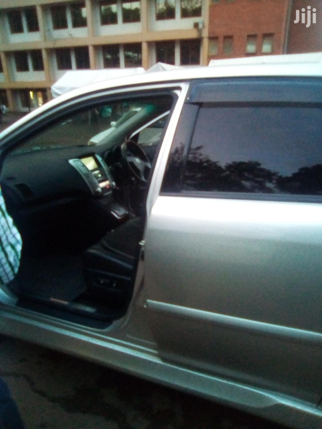 New Toyota Harrier 2007 Silver