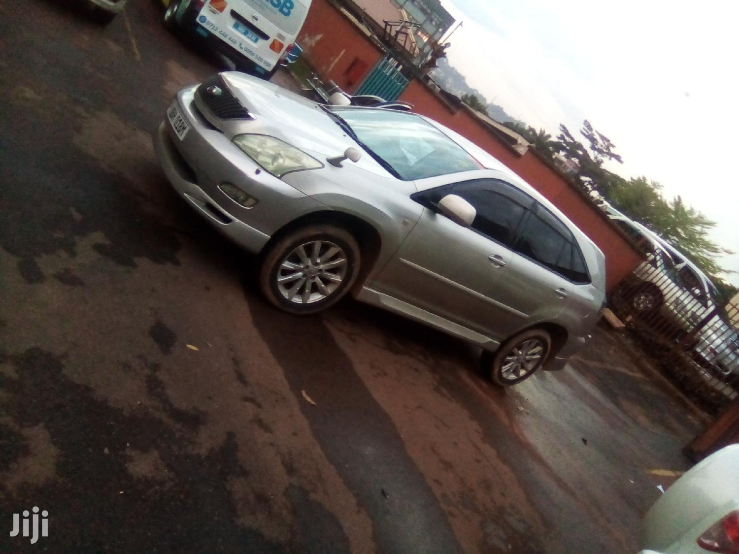 New Toyota Harrier 2007 Silver | Cars for sale in Kampala, Central Region, Uganda