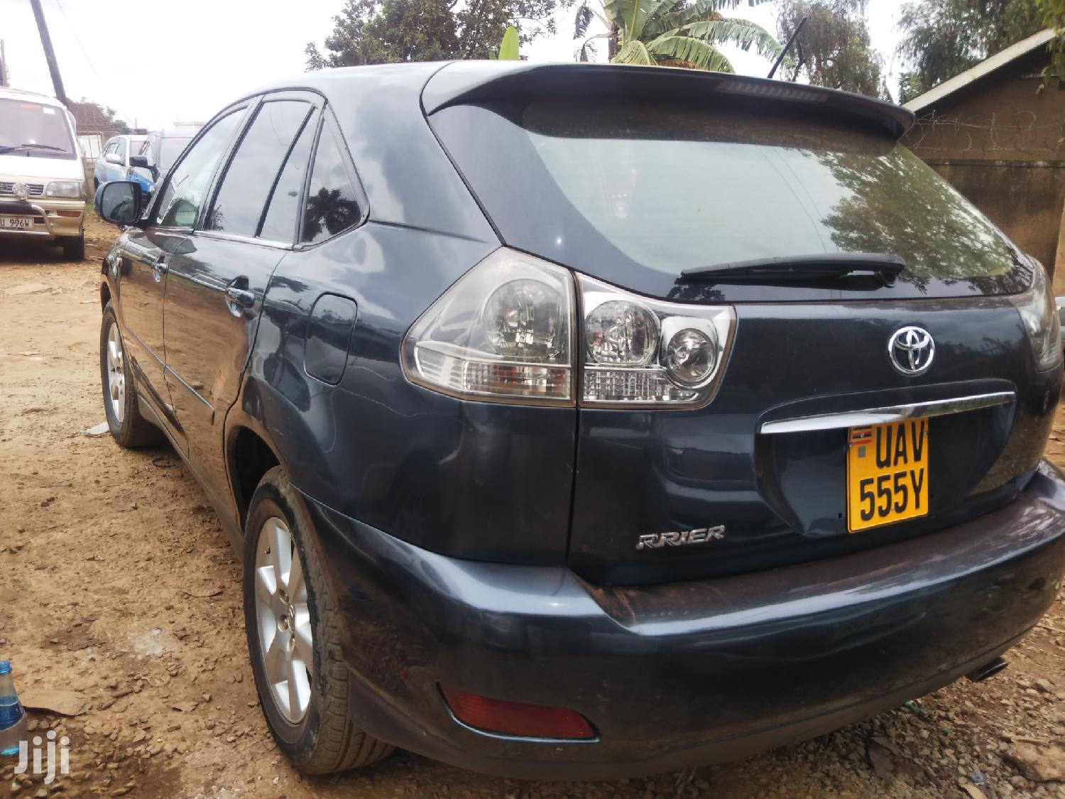 Toyota Harrier 2004 Black | Cars for sale in Kampala, Central Region, Uganda