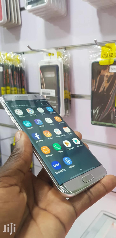 Samsung Galaxy S7 edge 32 GB Silver | Mobile Phones for sale in Kampala, Central Region, Uganda