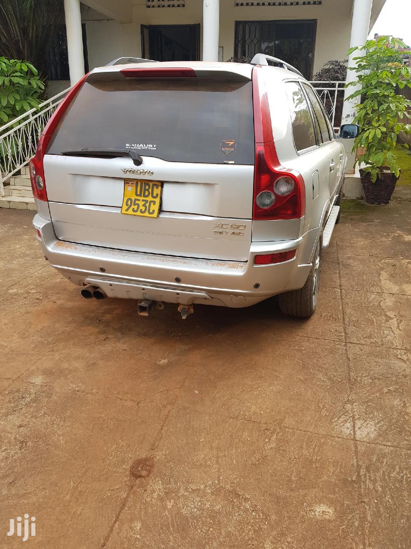 Volvo XC90 2005 2.5 T Gray | Cars for sale in Kampala, Central Region, Uganda