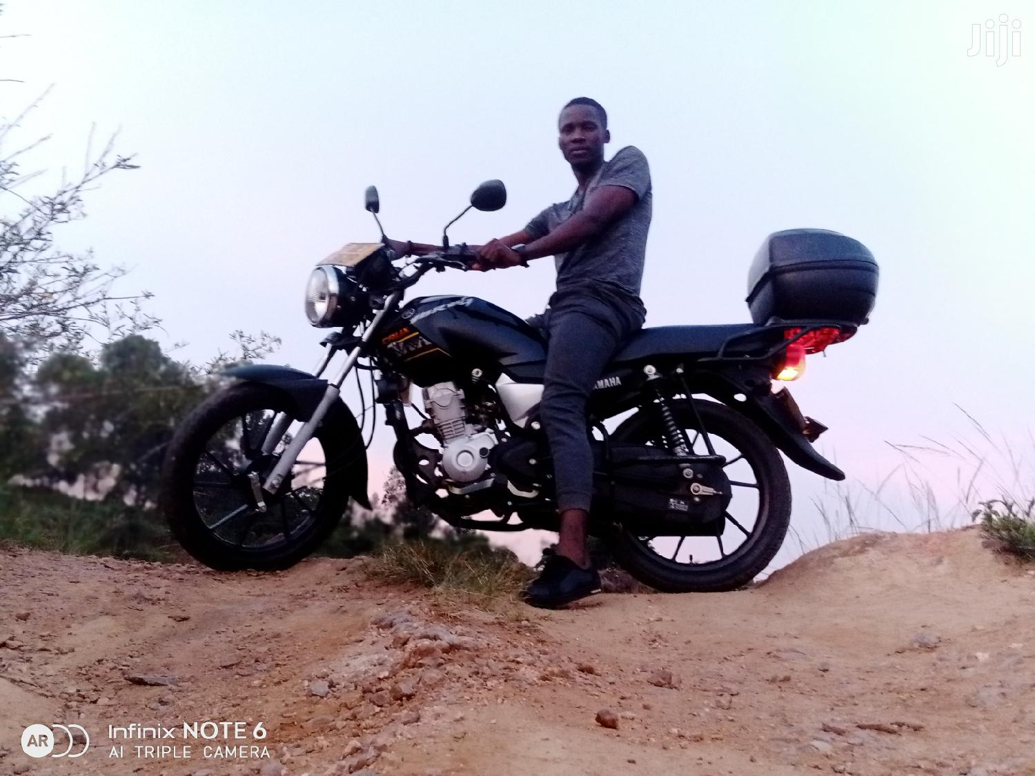 Yamaha Crux 2018 Black | Motorcycles & Scooters for sale in Kampala, Central Region, Uganda