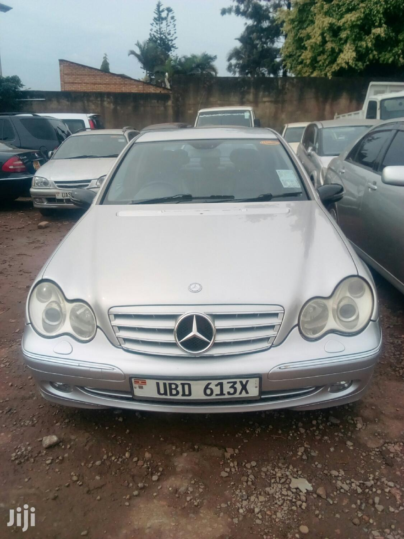 Archive: Mercedes-Benz C200 2004 Silver