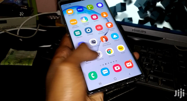Samsung Galaxy Note 10 Plus 256 GB Black