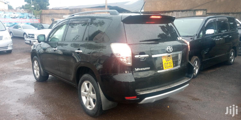Toyota Vanguard 2009 Black | Cars for sale in Kampala, Central Region, Uganda