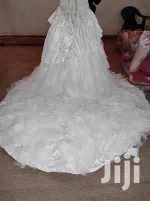 Its Made In London Intunzuri Ivory Dress Size 12 | Wedding Wear & Accessories for sale in Central Region, Kampala