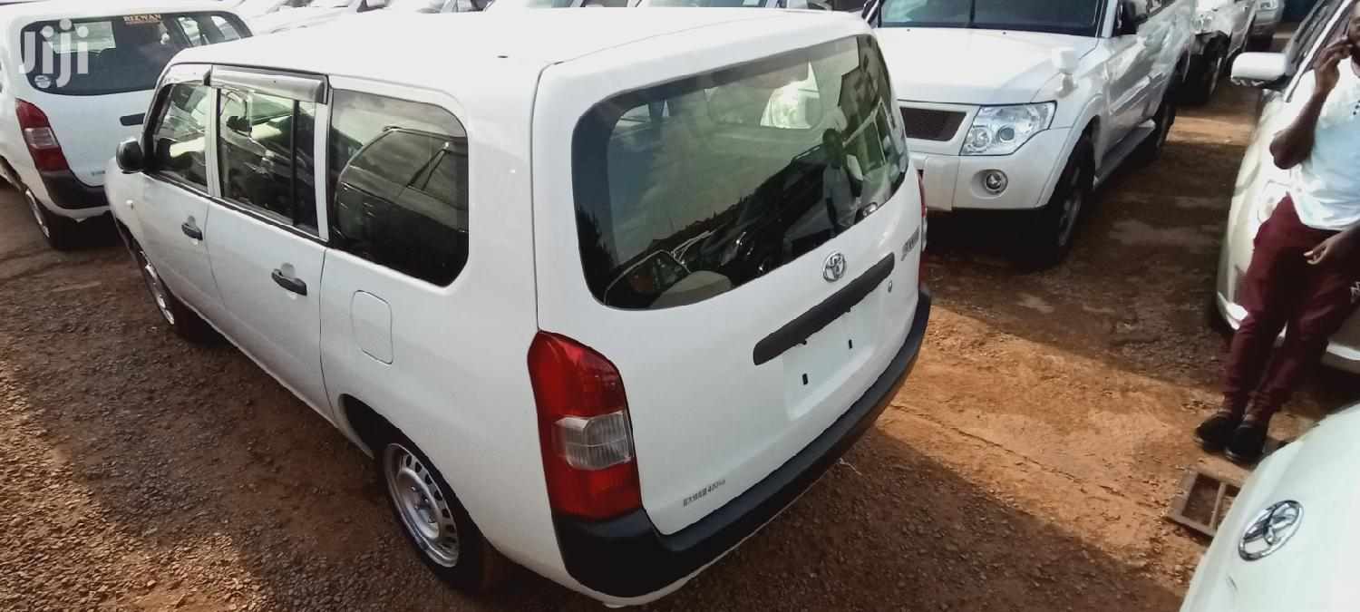 New Toyota Succeed 2012 White