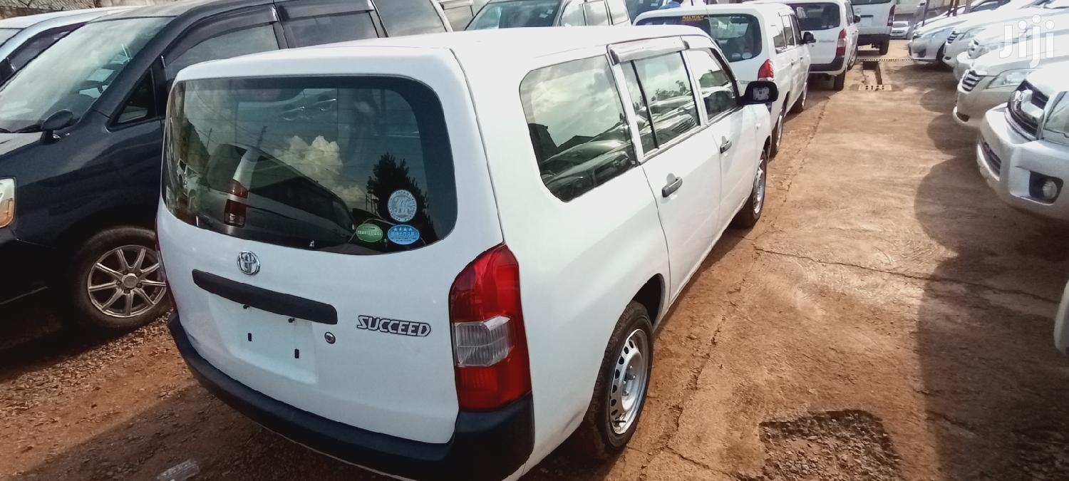 New Toyota Succeed 2012 White | Cars for sale in Kampala, Central Region, Uganda