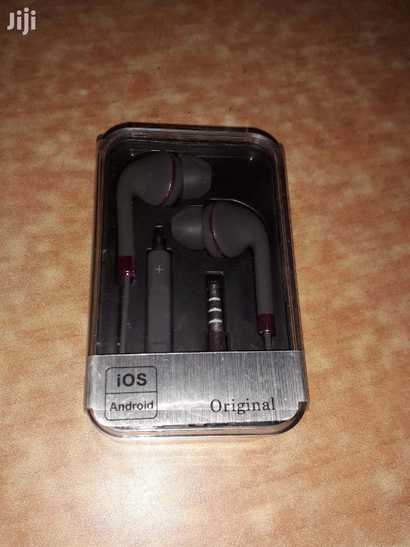 IOS Andriod Ear Phones | Headphones for sale in Kampala, Central Region, Uganda
