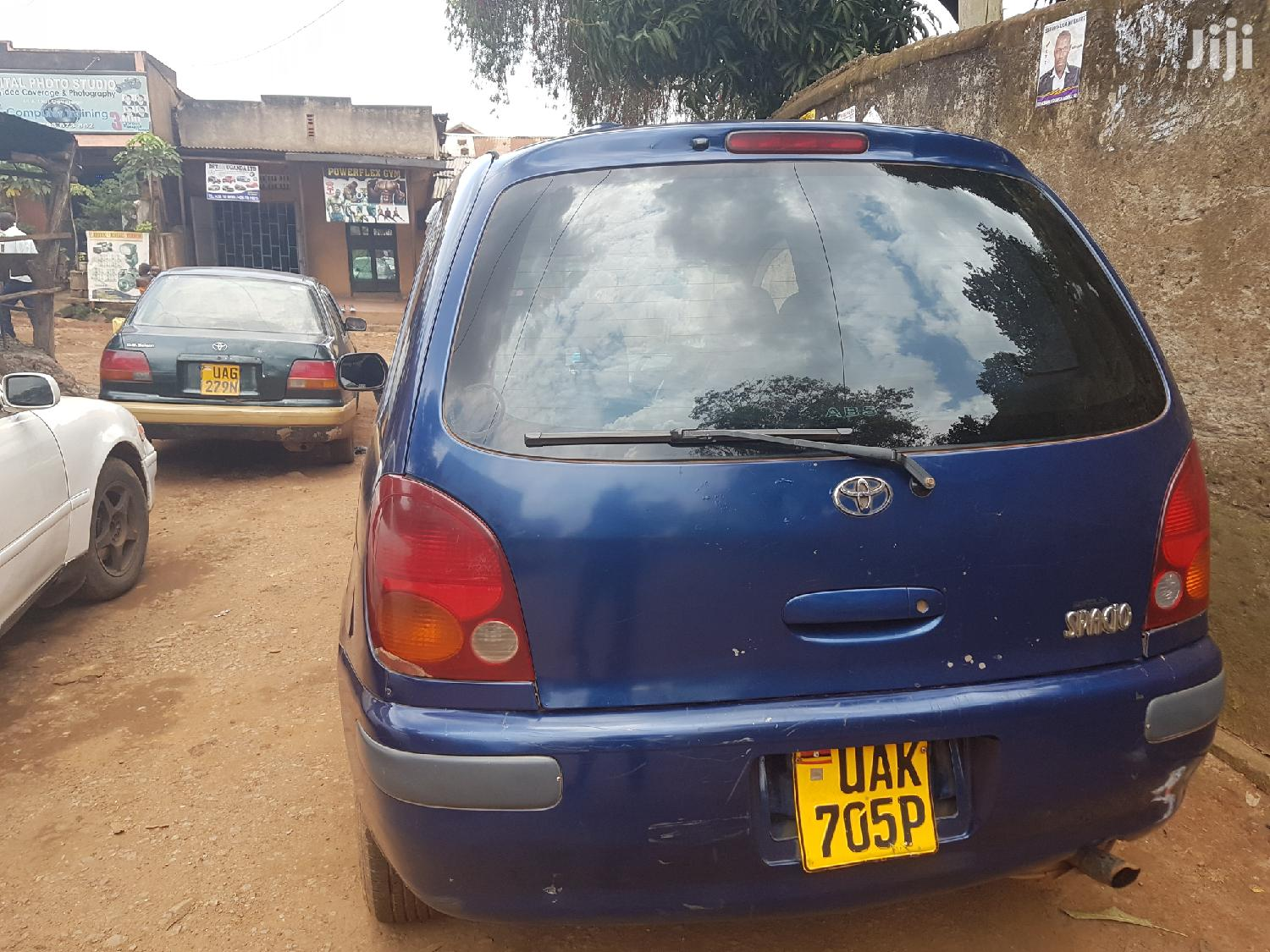 Toyota Spacio 1998 Blue | Cars for sale in Kampala, Central Region, Uganda