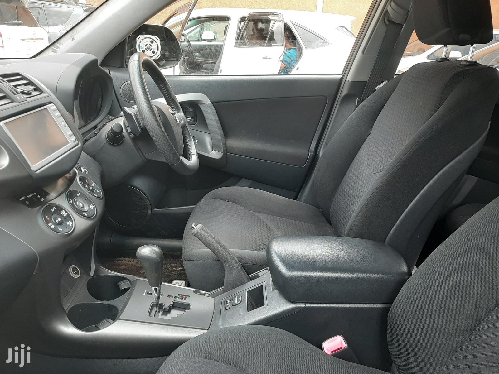 Archive: Toyota Vanguard 2010