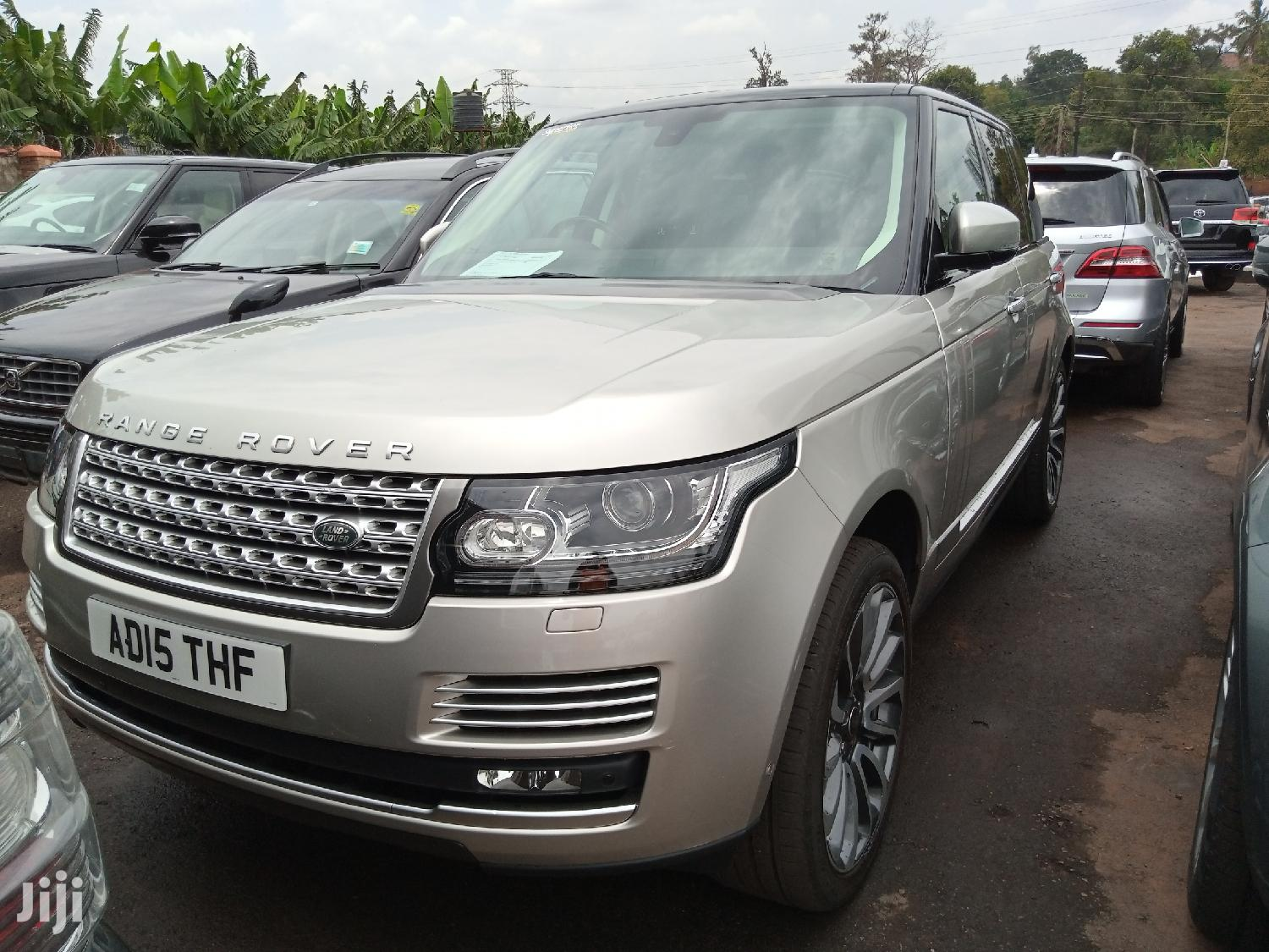 Land Rover Range Rover Vogue 2015 Silver | Cars for sale in Kampala, Central Region, Uganda