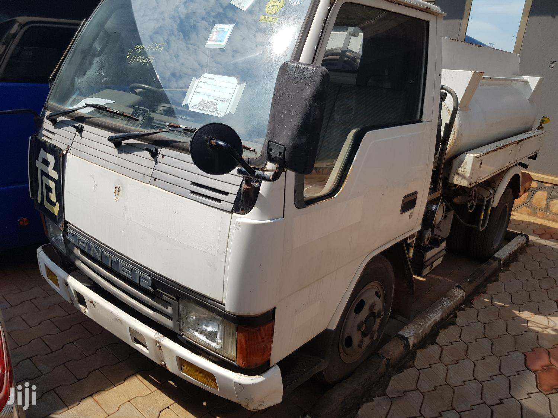 Archive: Mitsubishi Canter 1991 White