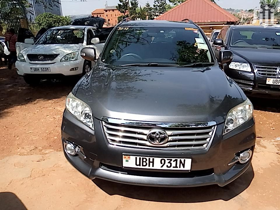 Toyota Vanguard 2014 Gray | Cars for sale in Kampala, Central Region, Uganda