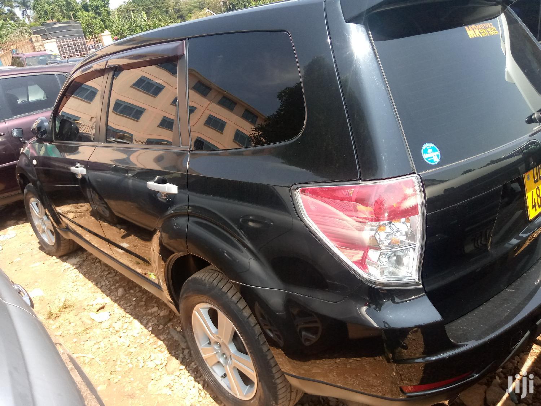 Subaru Forester 2005 Black